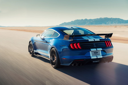 Ford Shelby GT500 2019