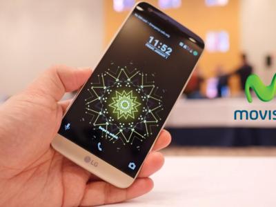 LG G5 también llega a Movistar. Comparativa de precios del teléfono modular con Vodafone y Yoigo