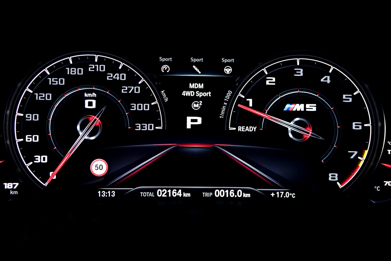 Foto de BMW M5 2018 (prueba) (1/40)