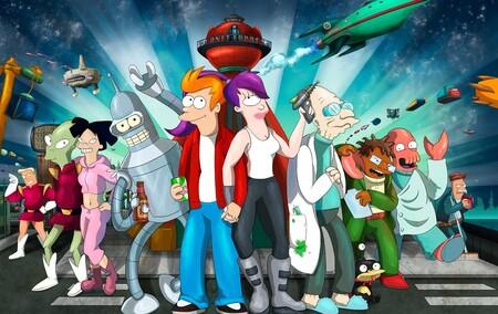 Al fin, 'Futurama' en streaming: la sensacional sátira animada de ciencia-ficción de Matt Groeing aterriza en Disney+