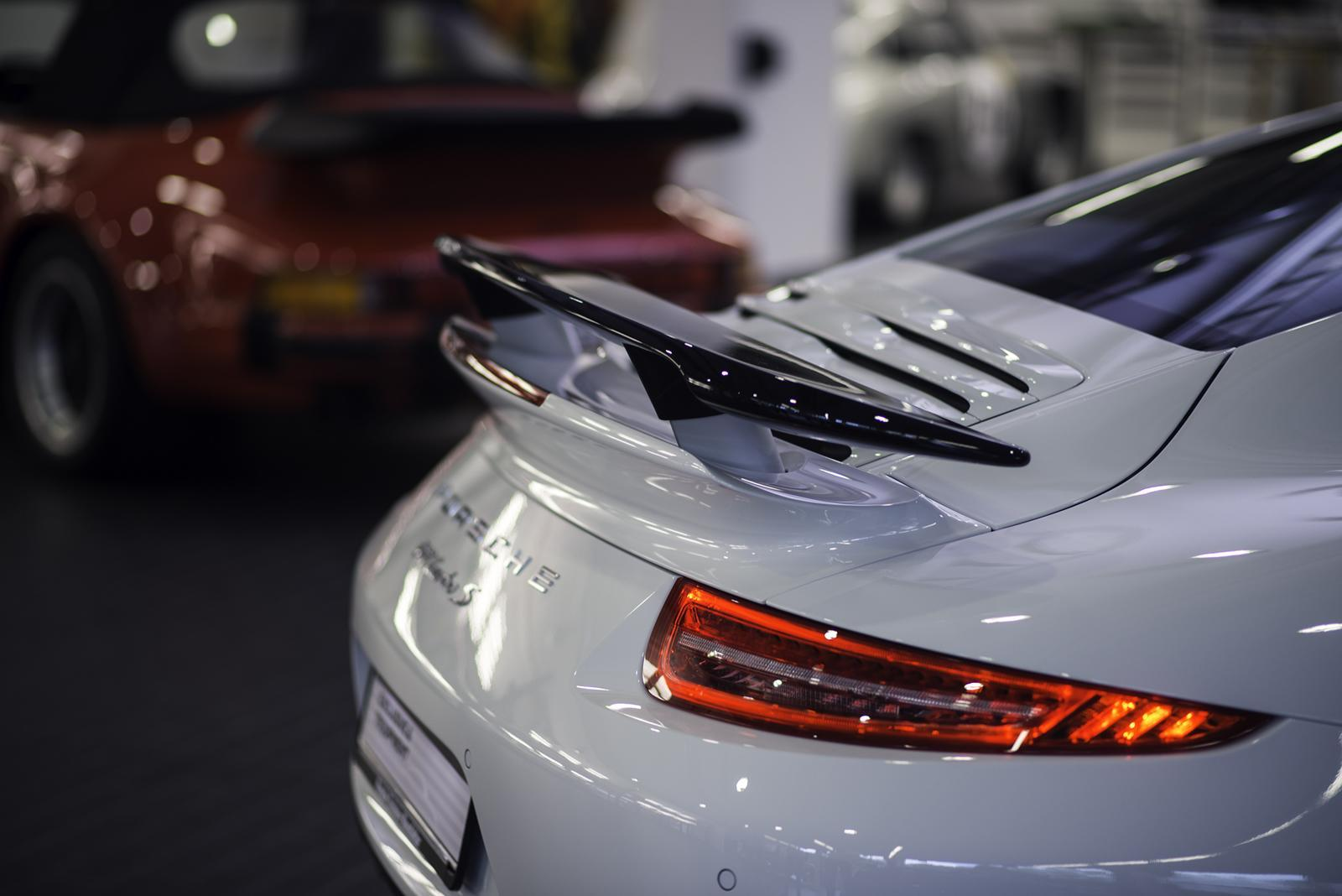 Foto de Porsche 911 Turbo S GB Edition (3/5)