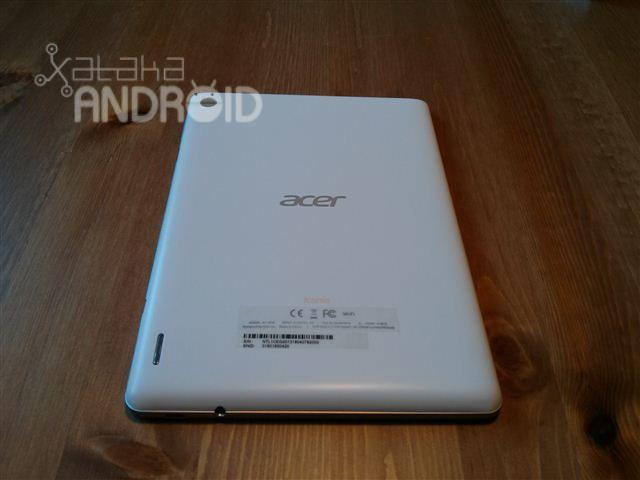 Foto de Acer Iconia A1 (7/13)