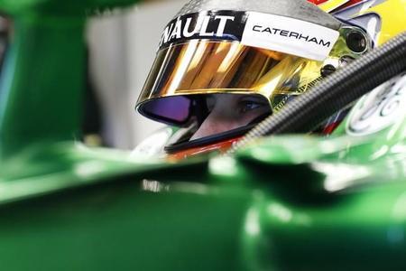 Robin Frijns volverá a ponerse a los mandos del Caterham en Bahréin
