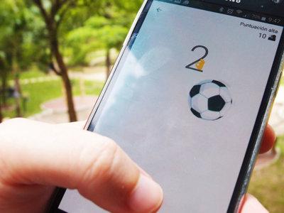 Messenger tiene un nuevo minijuego de fútbol: ¡Que no caiga la bola!
