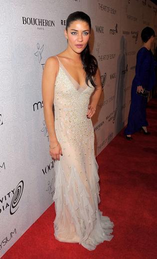Los mejores vestidos de la Gala Art of Elysium 2010: looks de 10 para una fiesta