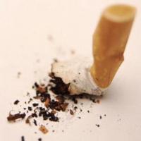 Leche y fruta para dejar de fumar
