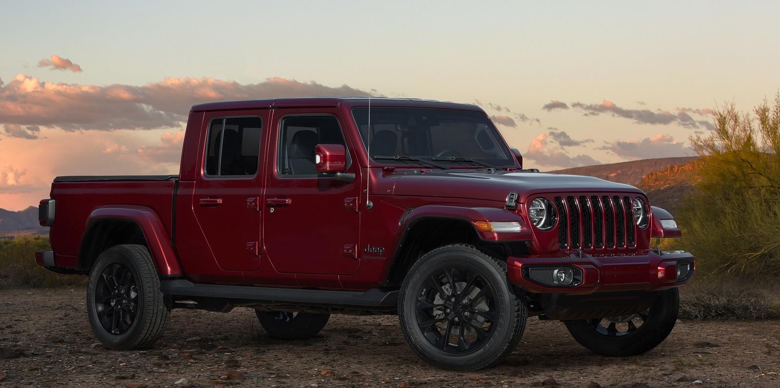 Foto de Jeep Wrangler y Gladiator High Altitude (5/10)