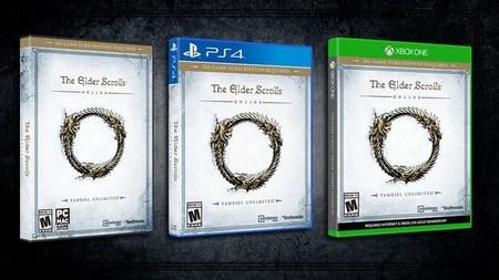 The Elder Scrolls Online abandona las cuotas mensuales y anuncia su fecha para PS4 y Xbox One