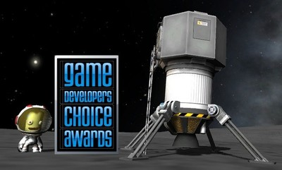 Vota por Kerbal Space Program en el Game Developers Choice Awards 2014