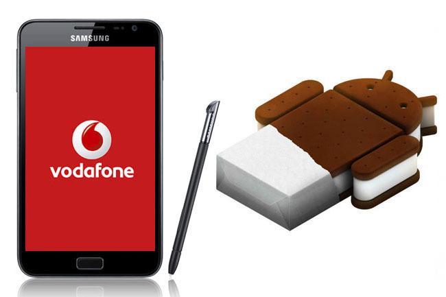 Samsung Galaxy Note (Vodafone)