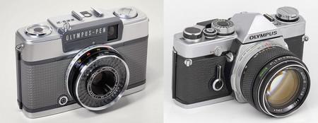 Olympus Original Cameras