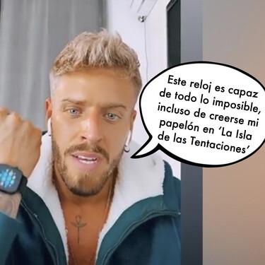 Óscar Ruiz ('La Isla de las Tentaciones'), el científico por el que 'Moderna' y 'Pfizer' se están peleando: ¡que tiene un reloj que detecta el virus!