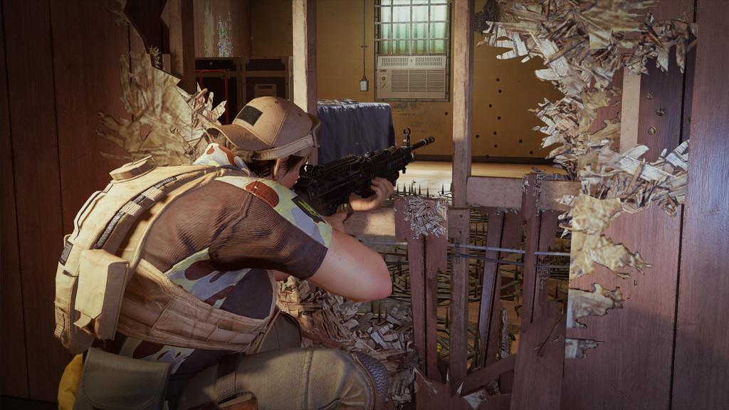 El fuego amigo reflejado llega a Rainbow Six Siege para castigar a los jugadores que se pasen de la raya