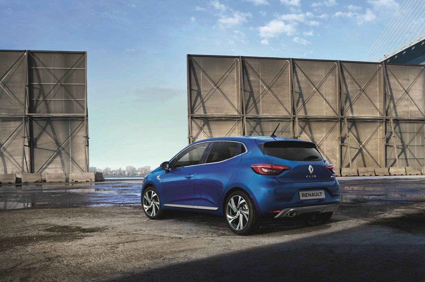 Foto de Renault Clio 2020 (20/39)
