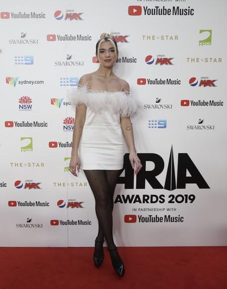 Dua Lipa Premios Aria 2019 1