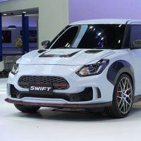 El Suzuki Swift Extreme Concept llega al límite de accesorios deportivos