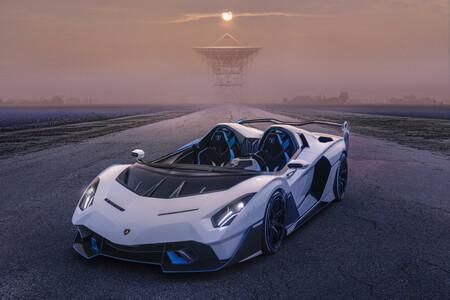 Lamborghini Plan De Electrificacion 2021 2030 1