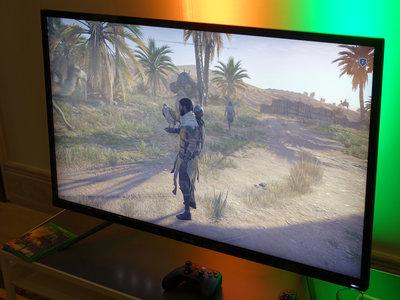 Philips 436M6VBPAB: así es el monitor 4K UHD con puntos cuánticos, HDR1000 y Ambiglow que aspira a conquistar Xbox One X y PS4 Pro