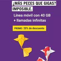 Yoigo estrena nueva tarifa Sinfín: de 30 a 40GB por el mismo precio