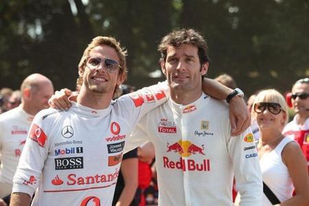 En las casas de apuestas, Jenson Button surge como aspirante para sustituir a Mark Webber
