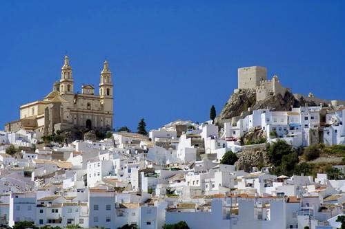 19 pueblos blancos de la Sierra de Cádiz (III)