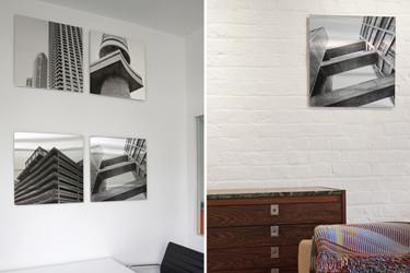 El brutalismo británico retratado por Simon Phipps