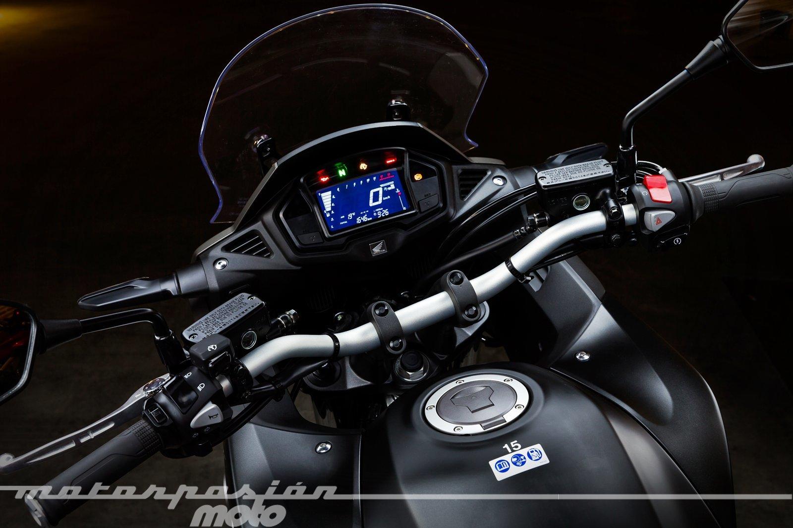Foto de Honda VFR800X Crossrunner - Detalles (26/56)