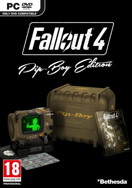 Fallout 4 Pip Boy Edition 4