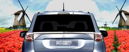 Mitsubishi Outlander Phev Holanda Molinos