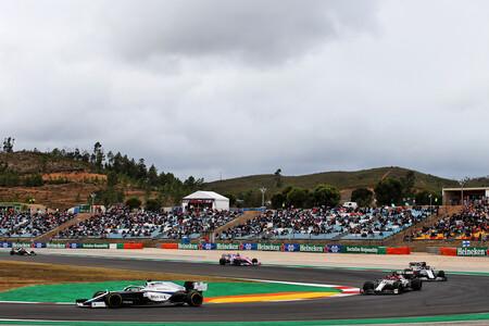 Williams Portugal F1 2020