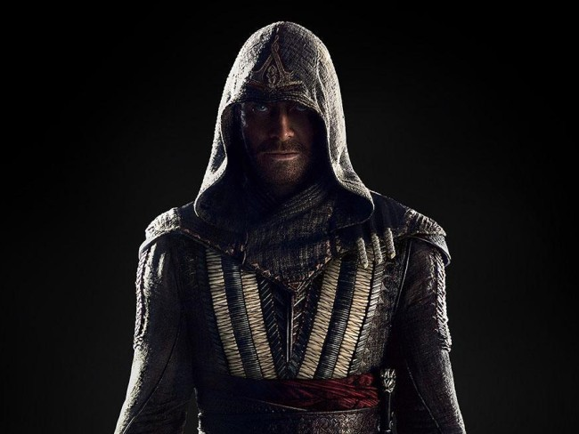 Michael Fassbender en la primera imagen oficial de Assassin´s Creed