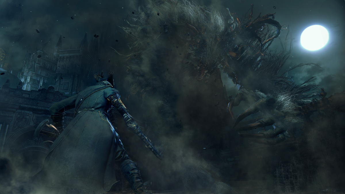 Foto de Imágenes de Bloodborne (1/10)