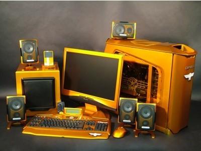 Diablo System, ordenador y periféricos a juego