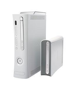 La Xbox 360 podría tener en 2007 unidad HD DVD interno