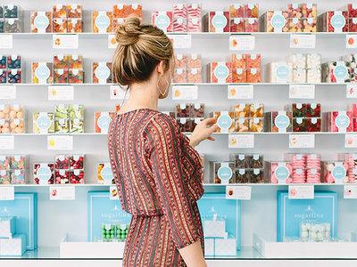 Las nueve tiendas más dulces de todo el planeta