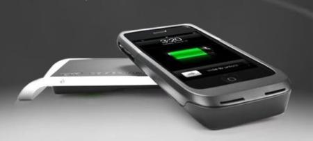 Hug, un nuevo cargador por inducción para el iPhone