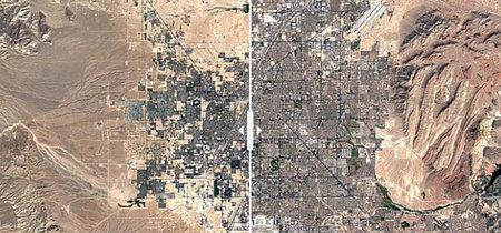 Antes todo esto era campo: el brutal crecimiento de 17 ciudades del mundo, visto desde el aire