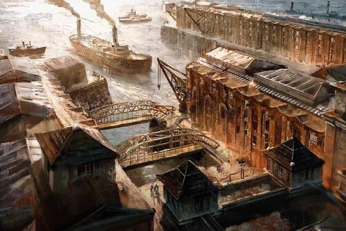 Anno 1800 estira el chicle con el inicio de su Temporada 3: Planes Portuarios es útil, pero muy poco memorable