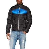 Por sólo 24,95 euros la chaqueta para hombre Jack & Jones Jorzoom Light Puffer en negro y azul puede ser nuestra gracias a Amazon
