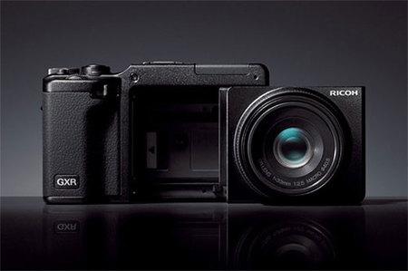 Nuevas lentes para las cámaras modulares de Ricoh