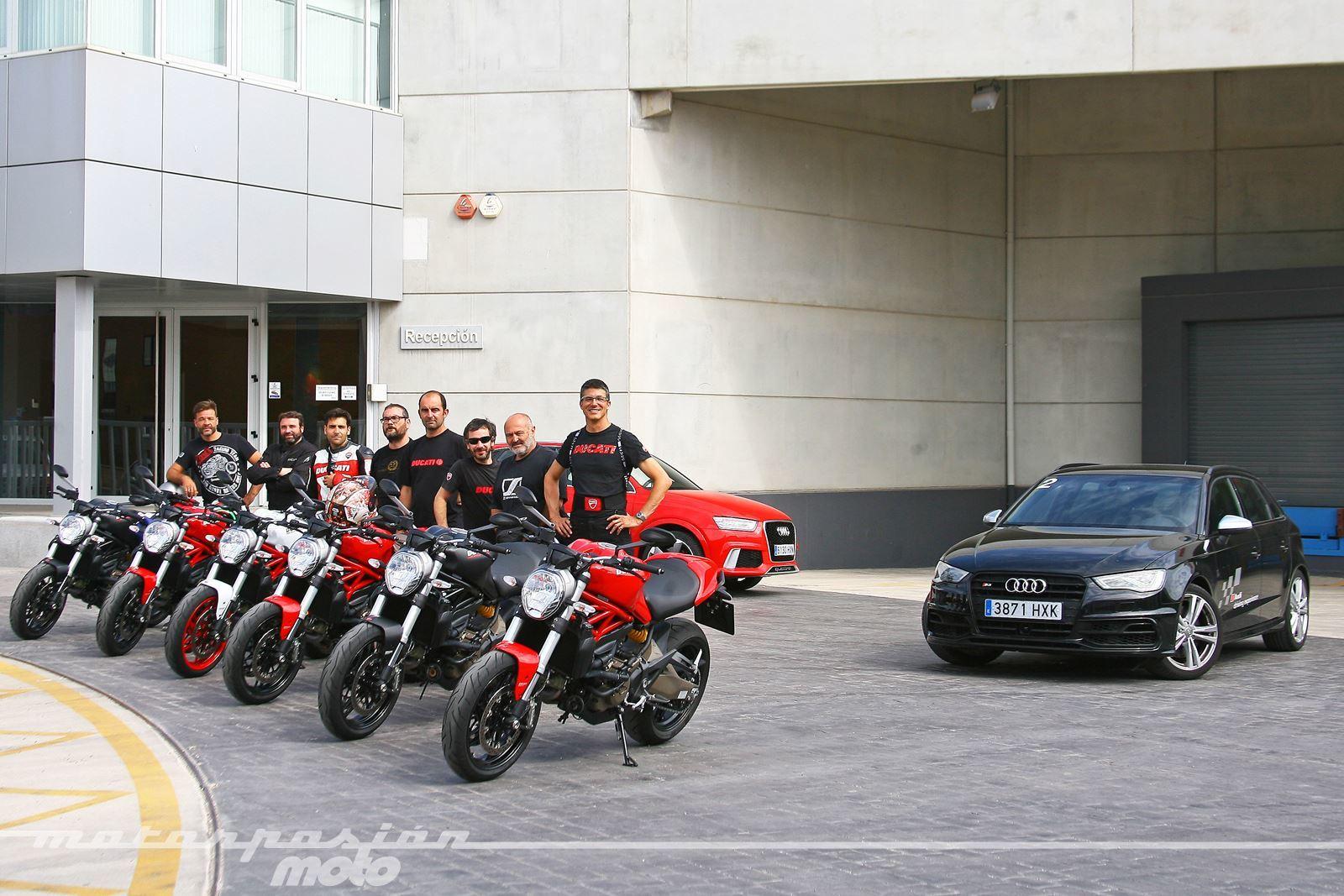 Foto de Ducati Monster 821, presentación prensa (1/51)