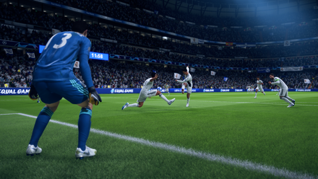Guía FIFA 19. Defensa: controles defensivos y del portero