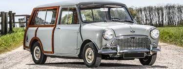 El Mini Countryman cumple 60 años: así era 'Woodie', el ancestro de madera del actual crossover de MINI