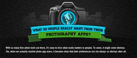 Los fotógrafos de Android retocamos más y compartimos menos [Infografía]
