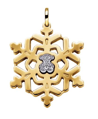 Tous Snowy, colección de joyas navideñas