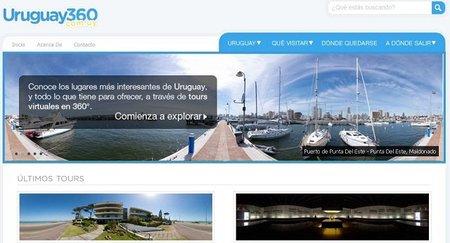 Uruguay360, web de tours virtuales por ese país
