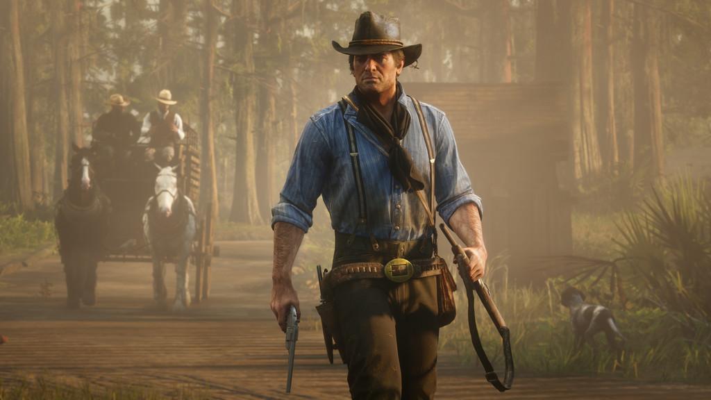 El modo Foto de Red Dead Redemption 2 llega por fin a Xbox One junto con más contenido que antes era exclusivo