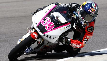 MotoGP Indianapolis 2012: Luis Salom, sabiduría para ganar en el delirio de Moto3