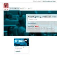 JSTOR libera el acceso a miles de artículos y libros académicos para los estudiantes afectados por la cuarentena