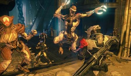 Los primeros 15 minutos de Destiny en video